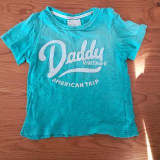 ダディオーダディー(daddy oh daddy)のDaddy Oh Daddy  Tシャツ 95センチ(Tシャツ/カットソー)