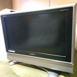 シャープ(SHARP)のSHARP AQUEOUS 20型テレビ LC-20GH1(テレビ)