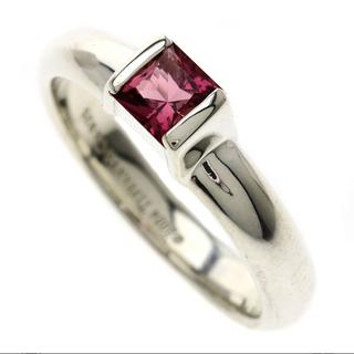 ティファニー(Tiffany & Co.)のティファニー カクテルリング ピンクトルマリン リング・指輪 シルバー925(リング(指輪))