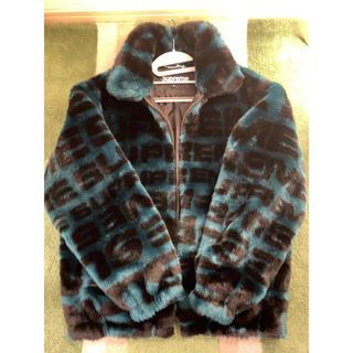 Supreme - Supreme Faux Fur Jacket ジャケット teal s