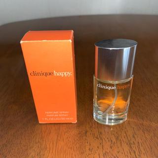 クリニーク(CLINIQUE)のCLINIQUE  ハッピー 30ml  💕(香水(女性用))