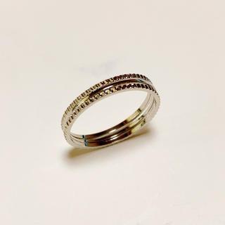 チャイハネ(チャイハネ)の新品 ピンキーリング シルバー(リング(指輪))