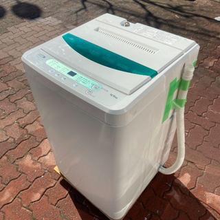 YAMADA 4.5kg洗濯機 YWM-T45A1 2018(洗濯機)