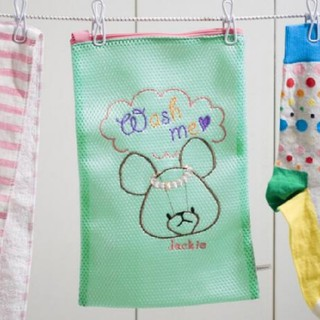 くまのがっこう - 未使用/ くまのがっこう 花嫁ジャッキーの可愛すぎる洗濯ネット