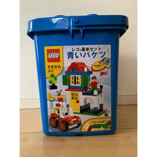 Lego - LEGO 7615 レゴ 基本セット 青いバケツ 未使用 未開封