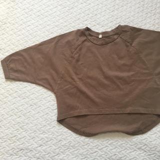 ◎ 海外子供服  ドルマン袖Tシャツ