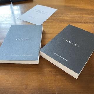 グッチ(Gucci)のGUCCI コレクションブック 非売品(ファッション)