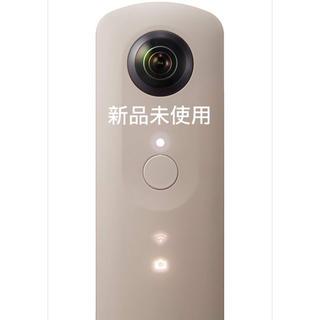 リコー(RICOH)のRICOH 360度カメラ RICOH THETA SC (ベージュ)(コンパクトデジタルカメラ)