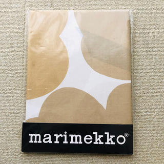 マリメッコ(marimekko)のmarimekko マリメッコ  ピローケース (ベージュ)(シーツ/カバー)