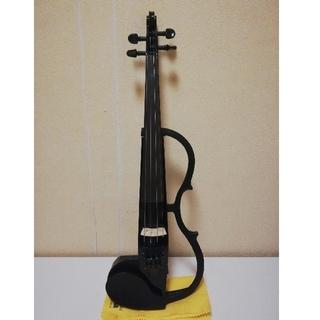 ヤマハ(ヤマハ)のヤマハサイレントバイオリンSV-120S(ヴァイオリン)
