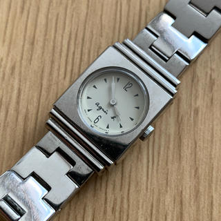 agnes b. - アニエスベー レディース 腕時計 ホワイト