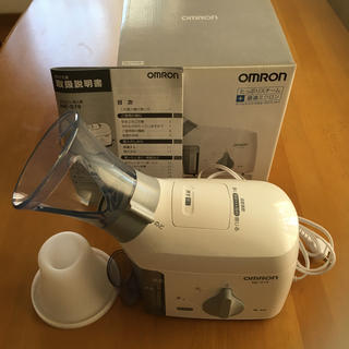 オムロン(OMRON)のPeach様専用 オムロン 吸入器(加湿器/除湿機)