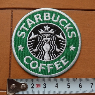 スターバックスコーヒー(Starbucks Coffee)のスターバックス ワッペン(各種パーツ)