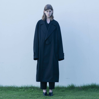 stein 20ss Oversized Less Coat