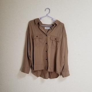 チャオパニックティピー(CIAOPANIC TYPY)の長袖シャツ(シャツ/ブラウス(長袖/七分))