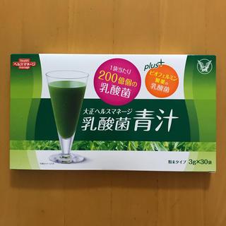 タイショウセイヤク(大正製薬)のヘルスマネージ 乳酸菌青汁(青汁/ケール加工食品)