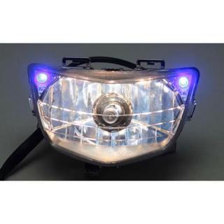 スズキ - 最安値 新品アドレスV125 H4ヘッドライト ポジションCF46A CF4EA