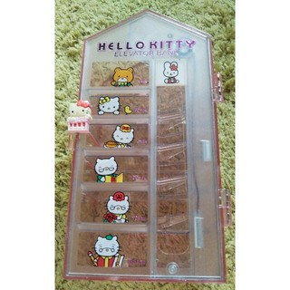ハローキティ - HELLO KITTY👛貯金箱🎀エレベーター式