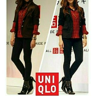 UNIQLO - 今季モデル!ヒートテック ウルトラストレッチ レギンスパンツ 丈長め76.5cm