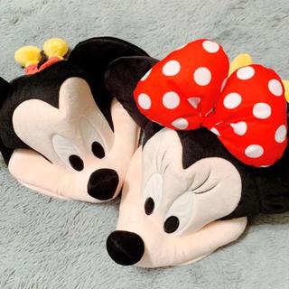 Disney - ミッキー ミニー ファンキャップ