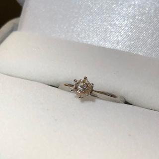 ダイヤモンドプラチナリング(リング(指輪))