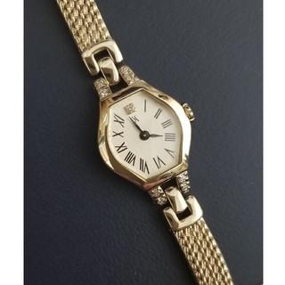 Vendome Aoyama - ヴァンドーム青山 腕時計  シャンパンゴールド