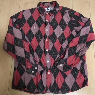 ネイバーフッド(NEIGHBORHOOD)のCHALLENGER XL チャレンジャー 送料込み チェックシャツ ネルシャツ(シャツ)