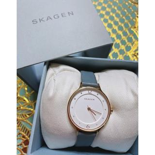 スカーゲン(SKAGEN)のスカーゲン SKAGEN 腕時計 レディース(腕時計)