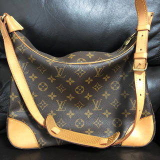LOUIS VUITTON - 正規中古品 ルイヴィトン ブローニュ