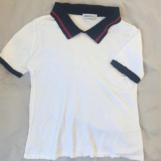 ウィゴー(WEGO)のニット ポロシャツ(ポロシャツ)