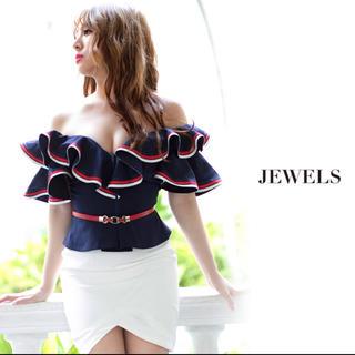 ジュエルズ(JEWELS)の新品 ドレス ②(ミニドレス)