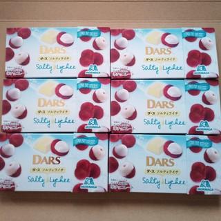 森永製菓 - 【お買い得】森永 ダース ソルティライチ 6箱  チョコレート詰め合わせ