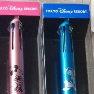 Disney - 東京ディズニー 多機能ペン ジェットストリーム 新品