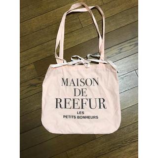 メゾンドリーファー(Maison de Reefur)のショッパー(エコバッグ)