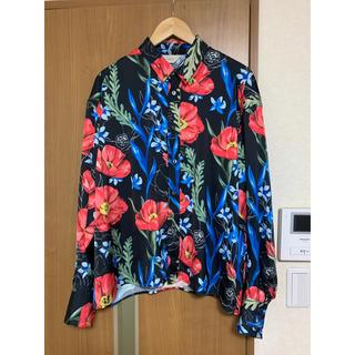 ジエダ(Jieda)のJieda 19ss flowered pattern shirts(シャツ)
