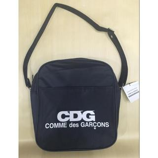 COMME des GARCONS - 美品CDG コムデギャルソン 黒 ショルダーバッグ 防水