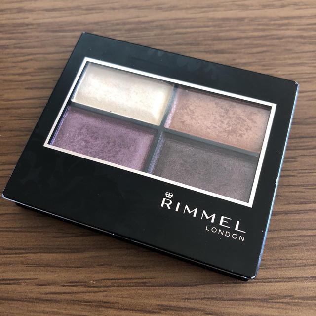 RIMMEL(リンメル)のリンメルロイヤルヴィンテージアイズ015 コスメ/美容のベースメイク/化粧品(アイシャドウ)の商品写真
