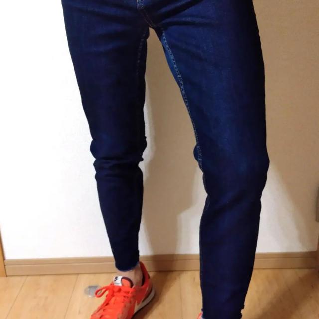ZARA(ザラ)のZARAスキニージーンズ メンズのパンツ(デニム/ジーンズ)の商品写真