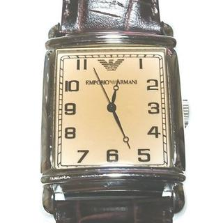 エンポリオアルマーニ(Emporio Armani)のEMPORIO ARエンポリオ アルマーニ メンズ クオーツ時計 AR-0203(腕時計(アナログ))