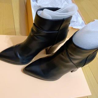 rienda - ショートブーツ