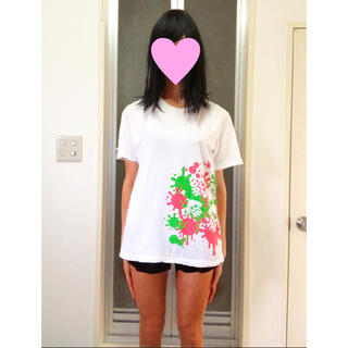 UNIQLO - ユニクロ スプラトゥーン Tシャツ