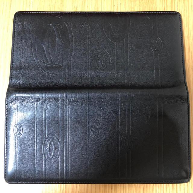 Cartier(カルティエ)のCartier カルティエ 長財布 メンズのファッション小物(長財布)の商品写真