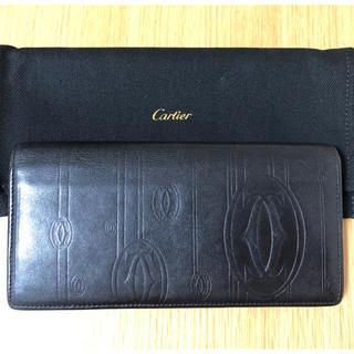 Cartier - Cartier カルティエ 長財布
