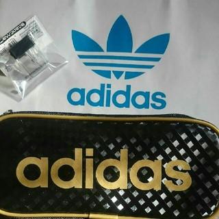 アディダス(adidas)のadidas筆箱、鉛筆削りセット(ペンケース/筆箱)