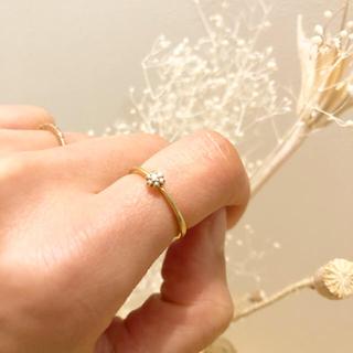 ヴァンドームアオヤマ(Vendome Aoyama)のヴァンドーム青山 ダイヤモンドリング 7号(リング(指輪))