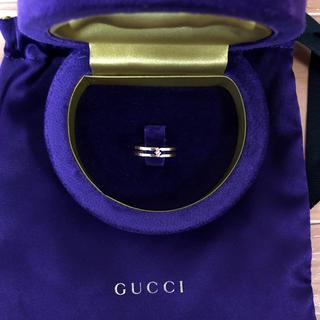 グッチ(Gucci)のGUCCI 指輪 インフィニティ(リング(指輪))