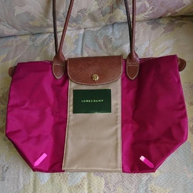LONGCHAMP(ロンシャン)の【お値下げ中】LONGCHAMP ル・プリアージュ カスタムオーダー レディースのバッグ(ショルダーバッグ)の商品写真