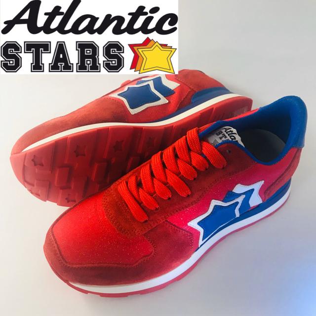 BARNEYS NEW YORK(バーニーズニューヨーク)のAtlantic STARS アトランティックスターズ 24cm レディースの靴/シューズ(スニーカー)の商品写真