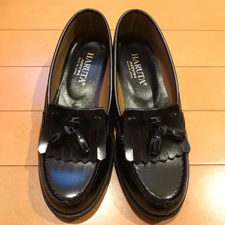 ハルタ(HARUTA)のHARUTA 人工キルトタッセル ローファー(ローファー/革靴)