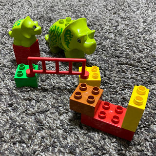 Lego - レゴ デュプロ 互換性 恐竜 セット #005
